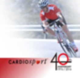 Cardiosport 40th anniversary