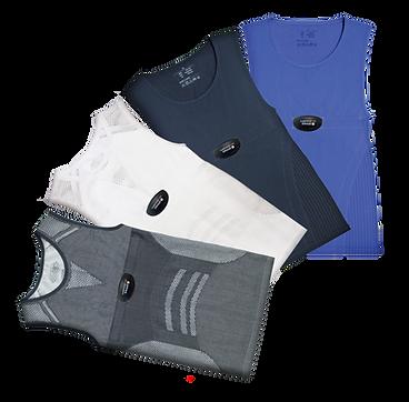 Cardiosport Biovest smart clothing sensors
