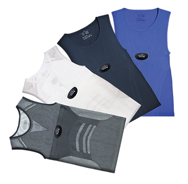 Cardiosport Biovest smart clothing sensors