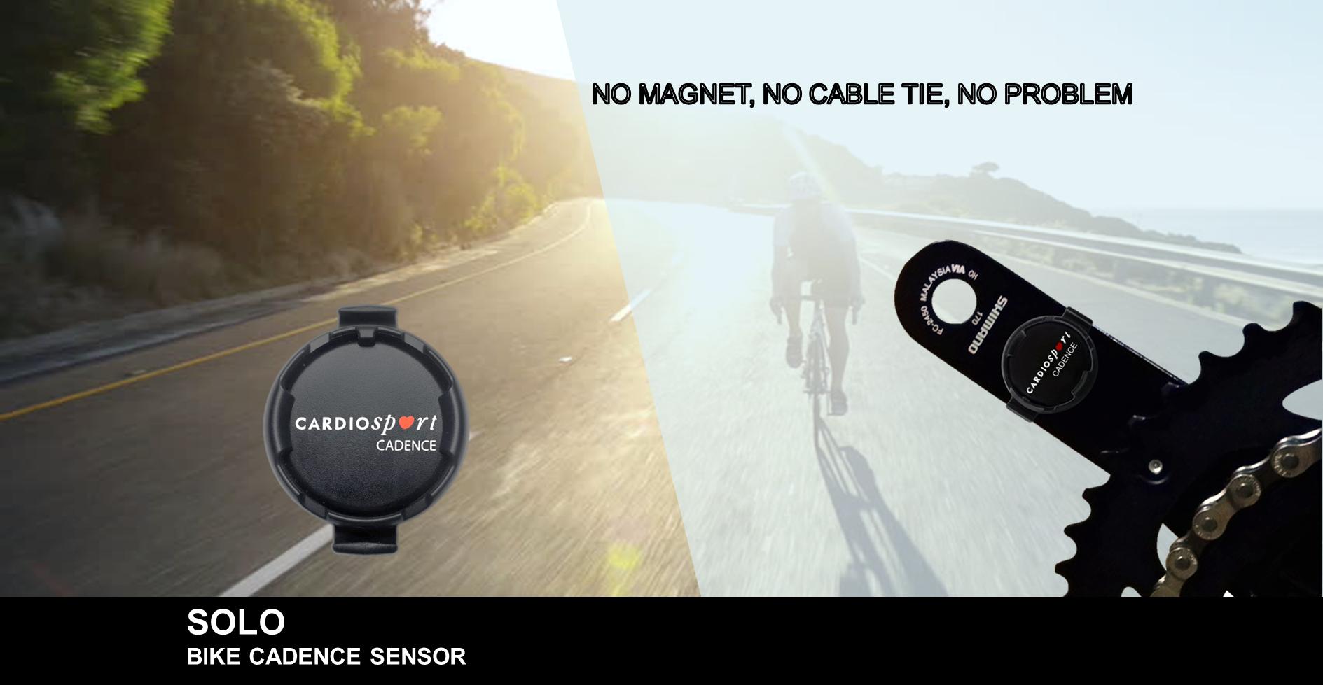 SOLO Bike Cadence Sensor