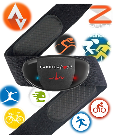 Cardiosport TP5 Heart Rate Monitor