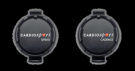 Cadiosport SOLO Speed Cadence Sensor magnetess