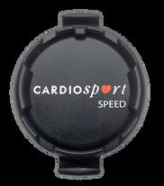 Cardiosport SOLO Bike Sped Sensor
