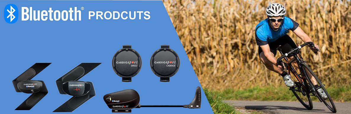 Cardiosport Shop Bluetooth fitness products