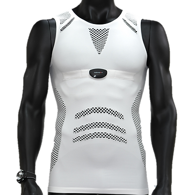 Cardiosport Biovest Smart clothing heart rate fabric sensors
