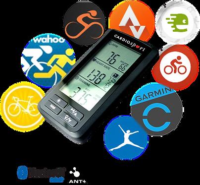 Smart Indoor Bike Sensor Kit