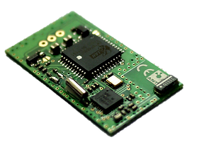 Heart Rate PCB Receiver