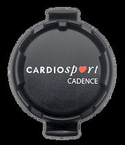 Cardiosport SOLO Bike Speed Sensor