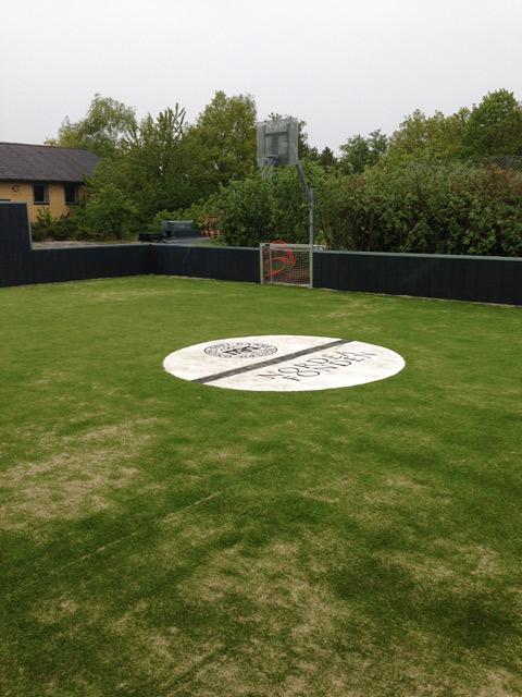 Birkende boldklub multibanen