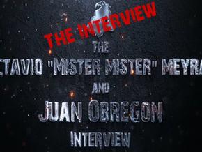 Octavio Meyran & Juan Obregón The Interview
