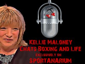 Kellie Maloney Interview