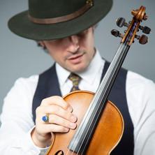 Adrien Chevalier Gypsy Violinist