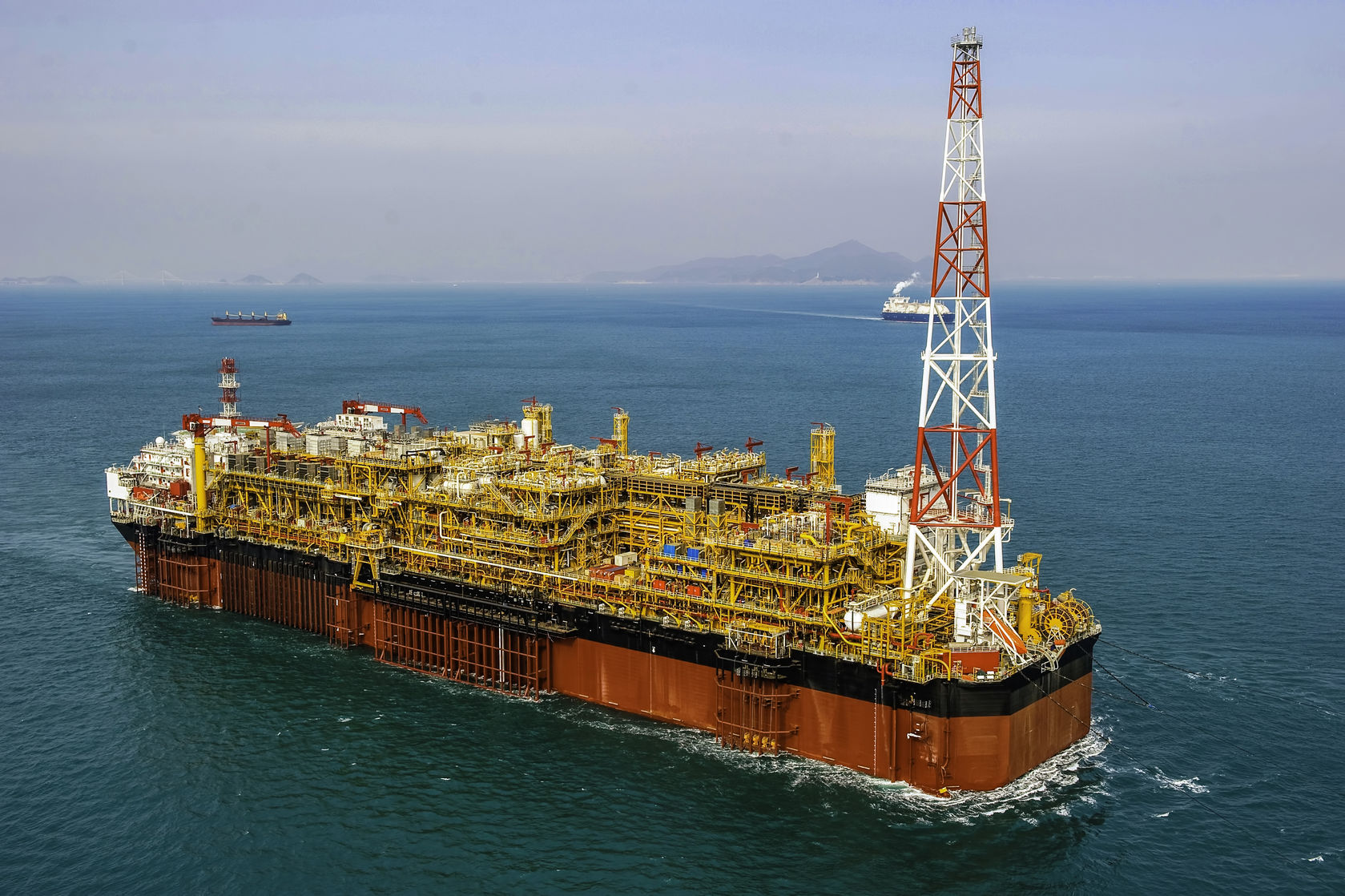 FPSO operations
