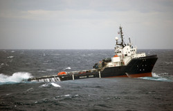 Barge Towing, Vessel Routing