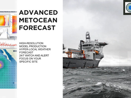 Improve Offshore Operations with Accurate Weather Forecasting