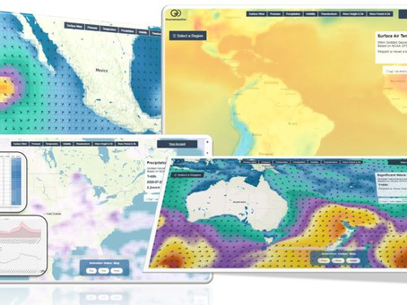 thescreenweather is running! Advanced Digital Weather Forecast and Data Services Platform.
