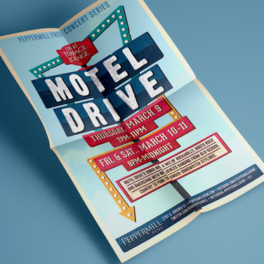 Live at Terrace: Motel Drive