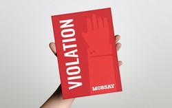 Violation Cards - Red