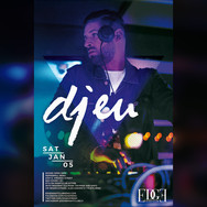 DJ EU at EDGE 01/05/19