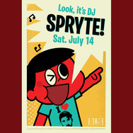 DJ Spryte at EDGE 07/14/19