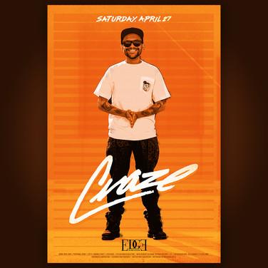 DJ Craze 4/17/19