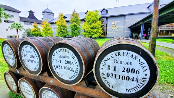宜蘭ウイスキー工場