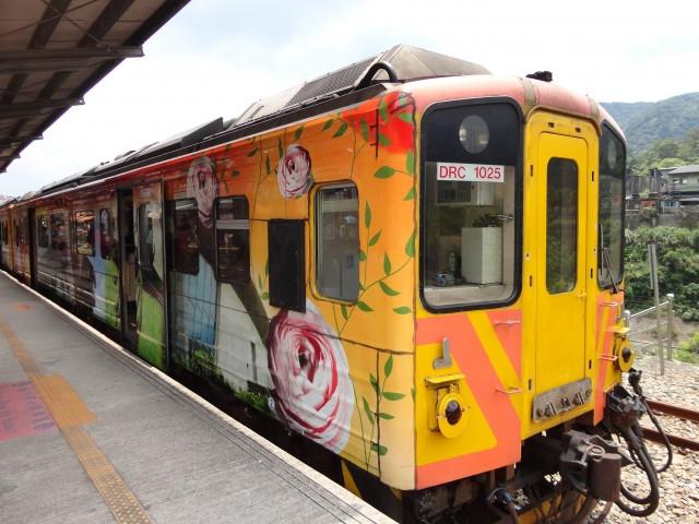 台湾の列車情報