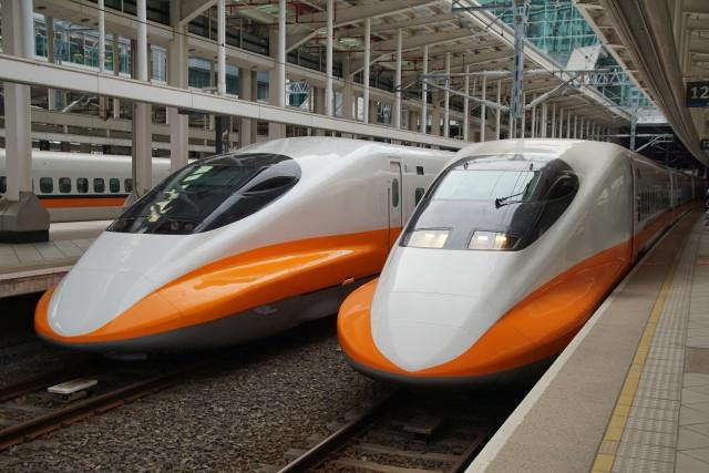 台湾の新幹線情報