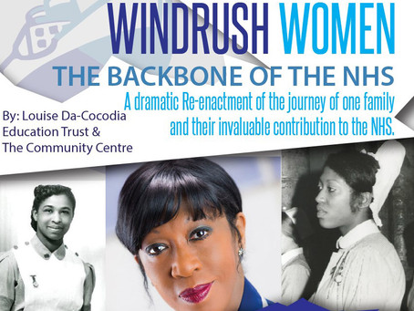 Windrush Women - Backbone of the NHS