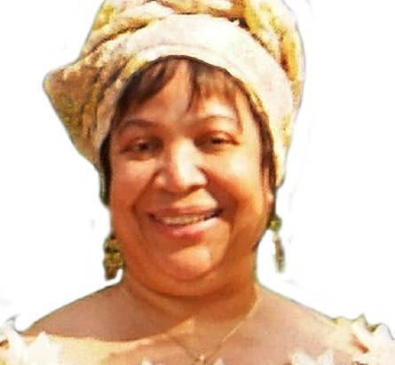 Mrs Mary Saloma Chaba