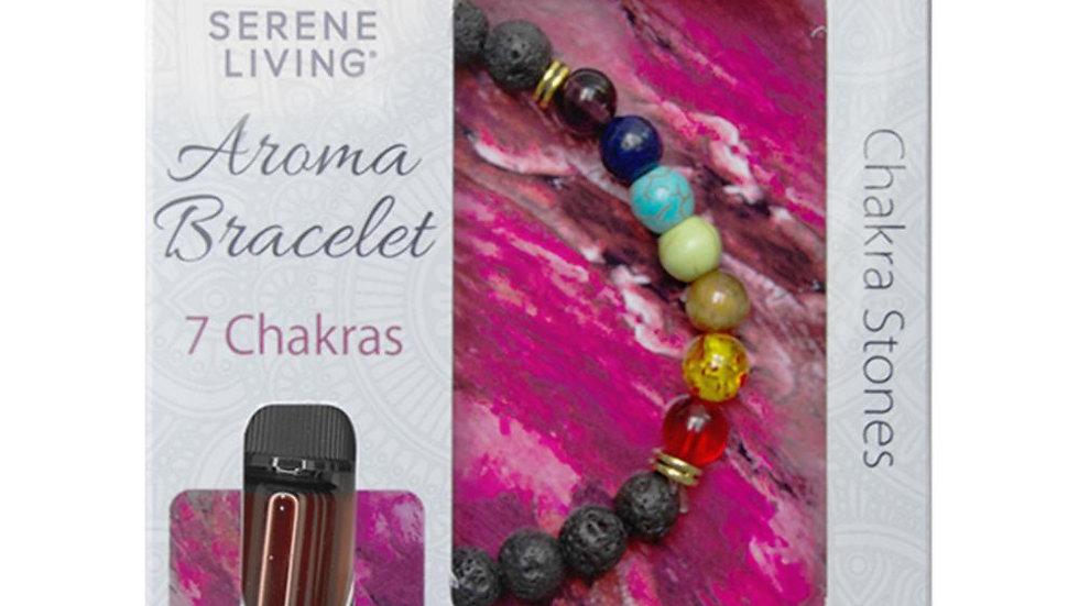 Aroma Bracelet (7 Chakras)