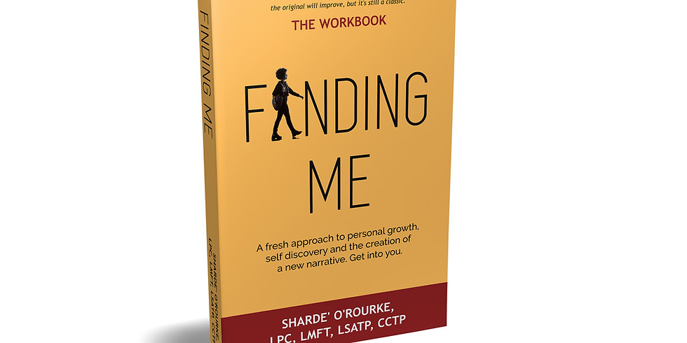 Finding Me: The ONE day Virtual Workshop