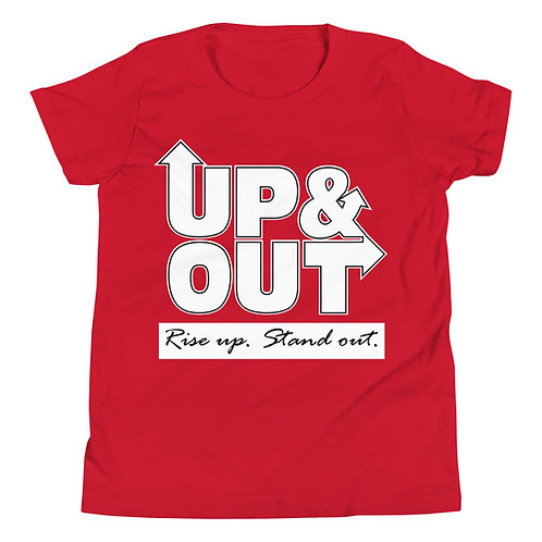 UP&OUT Youth T-Shirt