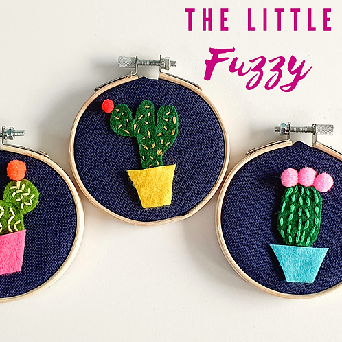 The Little Fuzzy - 3 Month Subscription