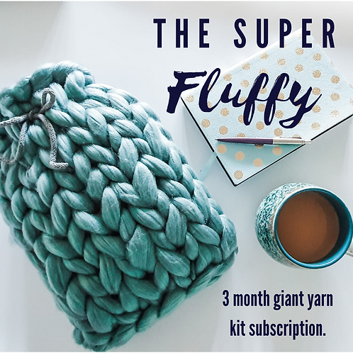 The Super Fluffy - 3 Month Subscription