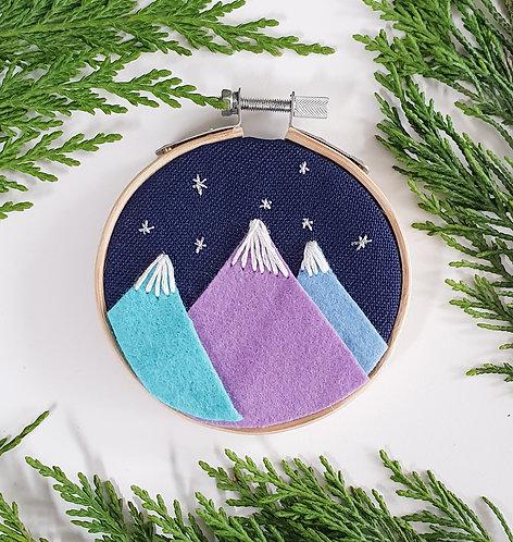 Mountains Hanging Decoration