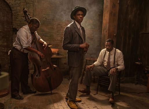Fotos do último filme de Chadwick Boseman são divulgadas pela Netflix