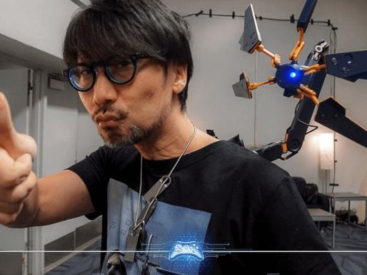 Kojima Productions confirma que está trabalhando em novo projeto