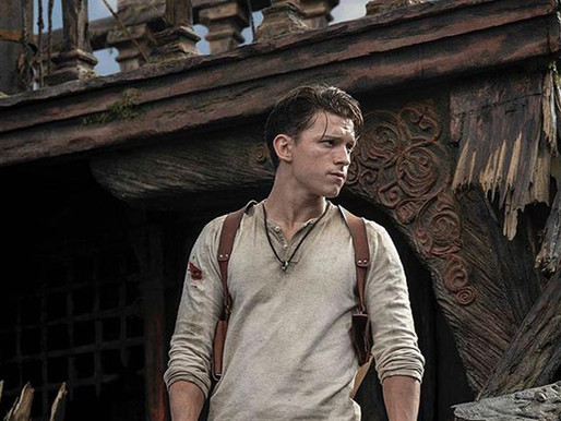 Uncharted | Tom Holland recebe visita surpresa no set