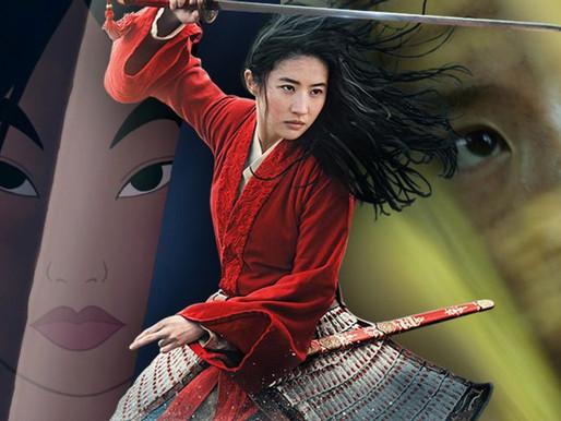 8 referências da animação encontradas no live-action de Mulan