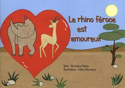 Le rhino féroce est amoureux