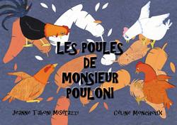 Les poules de Monsieur Pouloni