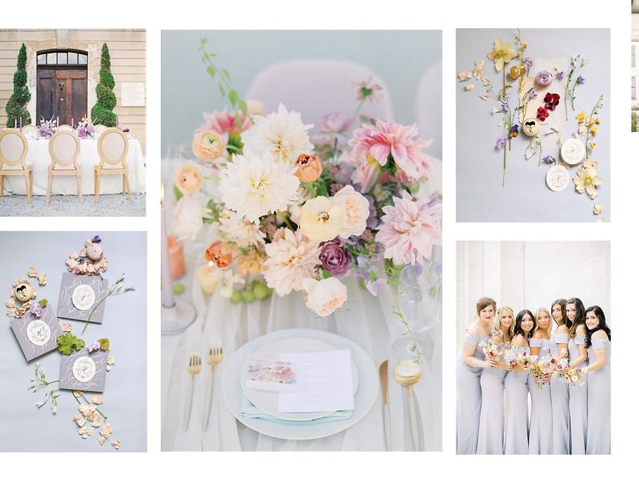 lavande wedding - Alexia Simonnet - wedd