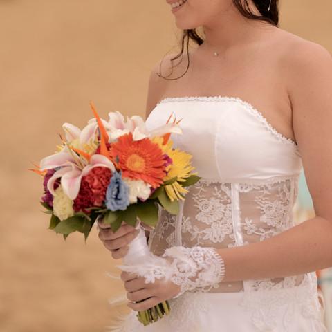 Destination Wedding, punta cana, alexia