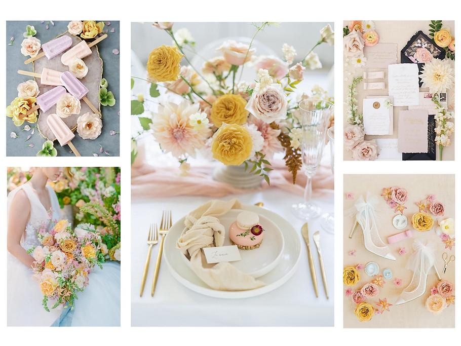 Flower power - alexia simonnet - wedding