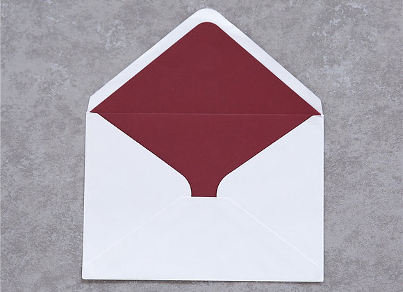 Doublure d'enveloppe WEL02