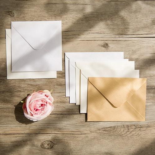 Petite enveloppe pour carte réponse