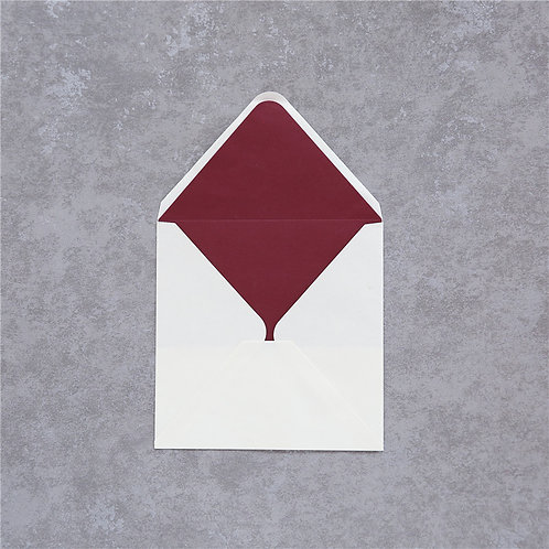Doublure d'enveloppe WEL03