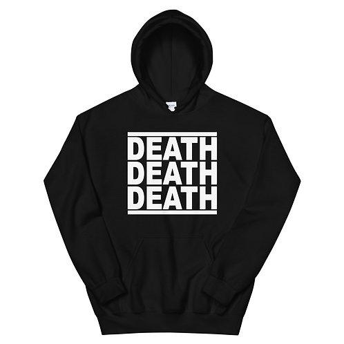 DEATHDEATHDEATH LOGO HOODIE