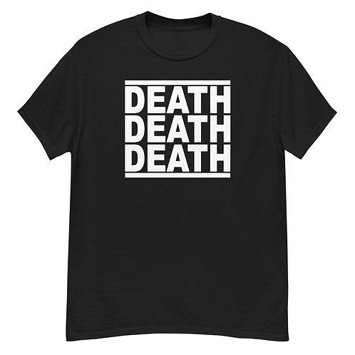 DEATHDEATHDEATH LOGO SHIRT